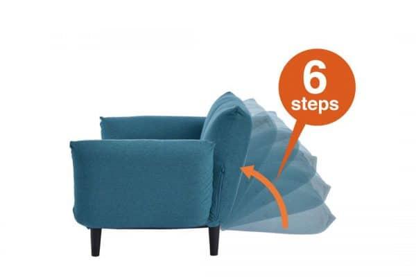 Ghế sofa giường đa năng Atease Baguette