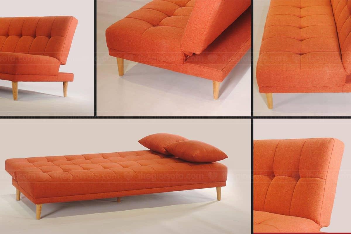 Sofa giường Sofaland Vera Oranges