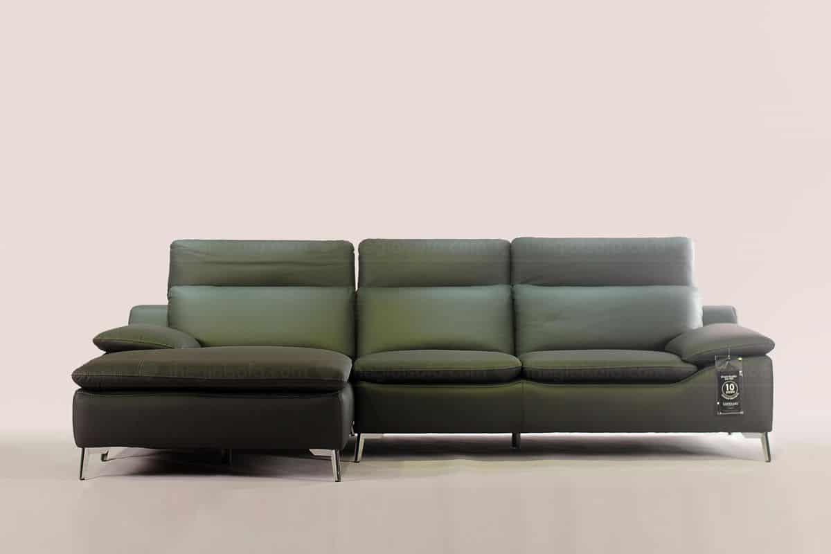 Sofa da cao cấp nhập khẩu Malaysia Max sang trọng, đẳng cấp mọi thời