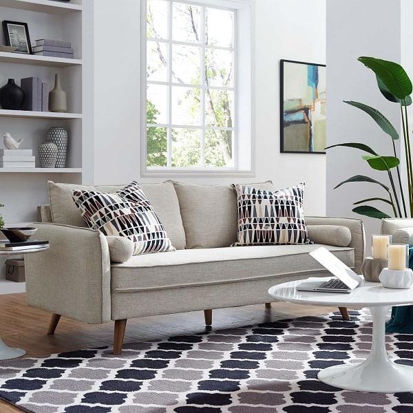 Các loại vải nỉ bọc sofa được đánh giá cao nhất hiện nay