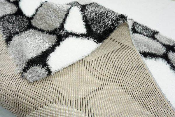 Thảm xù phòng khách - TGS0033 sang trọng, tinh tế, hiện đại