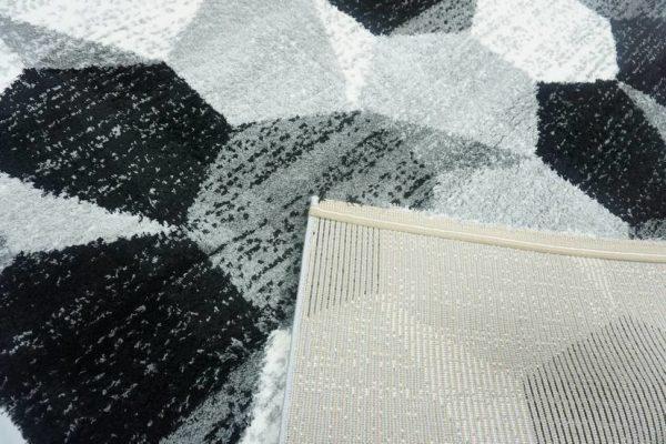 Thảm lông xù Thổ Nhĩ Kỳ - TGST0015 sang trọng, màu sắc chuẩn 3D