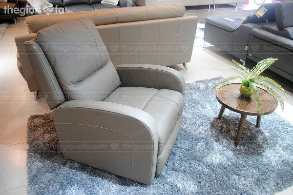 Ghế thư giãn Muse (RC02) - chất liệu da cao cấp, sofa giá rẻ