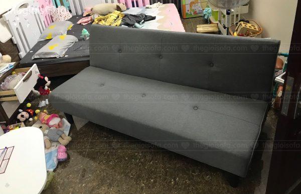 Giao hàng sofa giường Maya Neutral color cho anh Trường Trần Thủ Độ - Hoàng Liệt- Quận Hoàng Mai