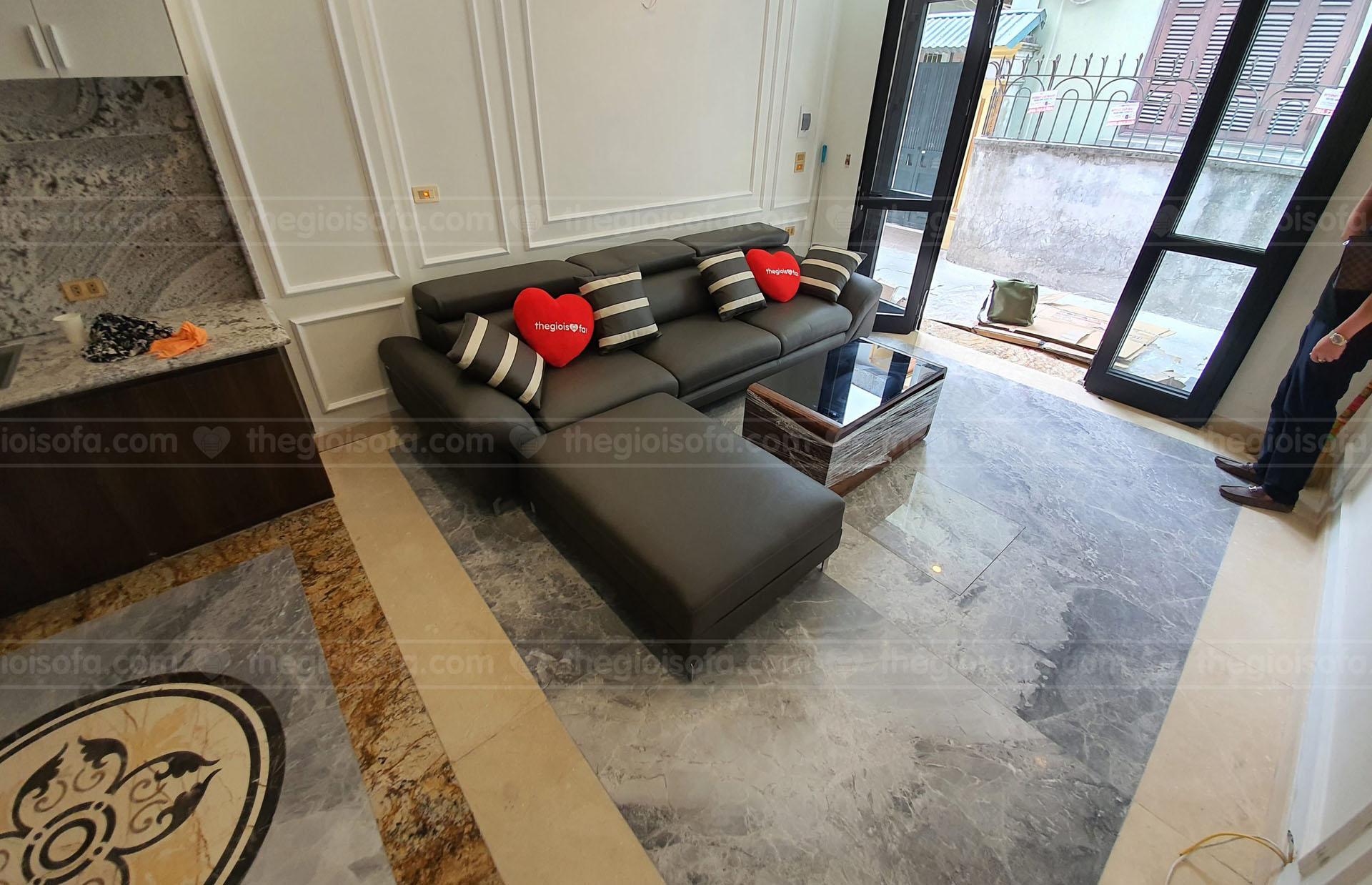 bàn giao sofa Amadeu