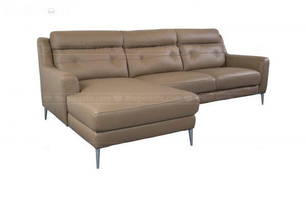 sofa da bò thật