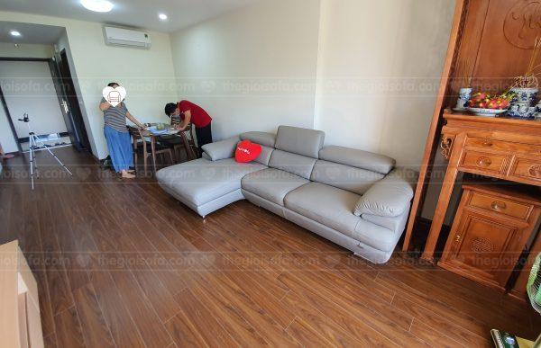 Kích thước ghế sofa tiêu chuẩn là bao nhiêu phù hợp với chiều cao người Việt?