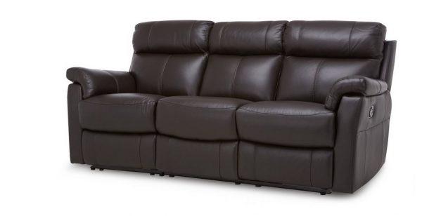 Sofa văng da Aurice cao cấp mang đến sự sang trọng cho ngôi nhà bạn