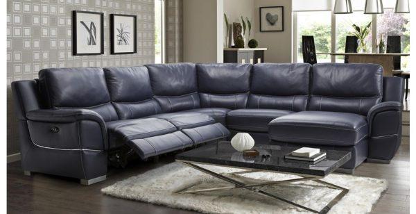 Sofa văng da Vancouver cao cấp mang đến sự tinh tế, nhẹ nhàng