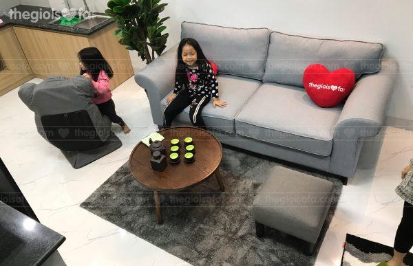 Dịch vụ vệ sinh ghế sofa gia đình tại Thế Giới Sofa có hiệu quả không?