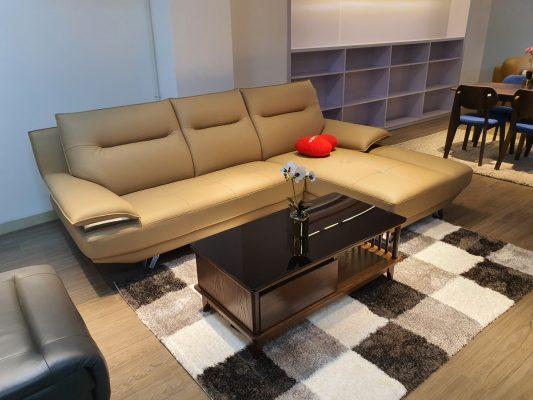Sofa góc da Navi cao cấp