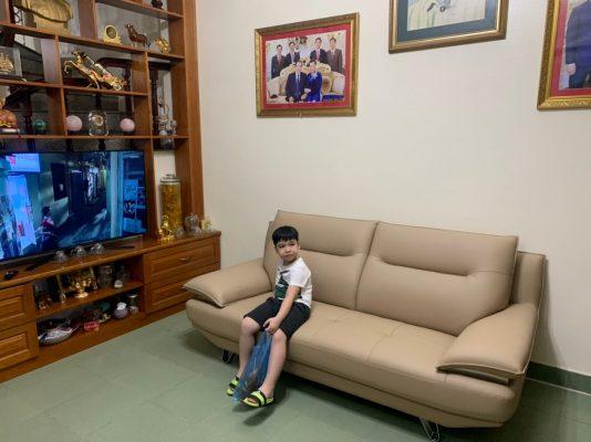 Sofa văng da Navi cao cấp