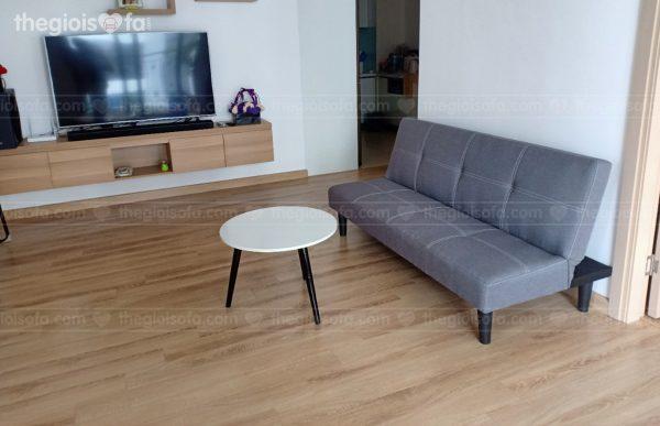 Giao hàng sofa giường nỉ cao cấp Marcy cho cô Oanh tại Mai Chí Thọ - Mua sofa Quận Long Biên
