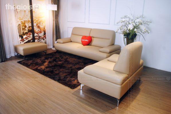 Cách kê ghế sofa phòng khách chung cư có diện tích nhỏ hẹp
