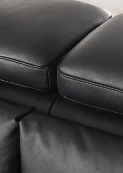 Sofa da bò Ý – sofa văng Vendome - Showroom Thế Giới Sofa