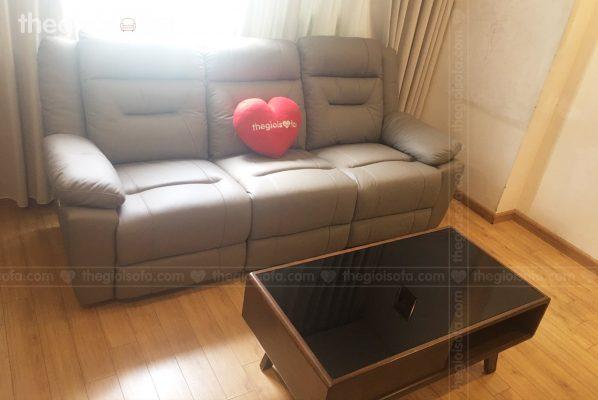 Giao hàng sofa da thư giãn Rashford Recliner (RD8211) cho anh Minh tại Golden Palace – 54 Lê Văn Lương – Mua sofa Quận Thanh Xuân