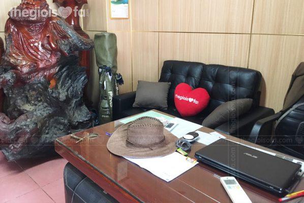 Giao hàng sofa da văng sofaland vista cho chị Huyền tại No 05 Pháp Vân – Mua sofa Quận Hoàng Mai