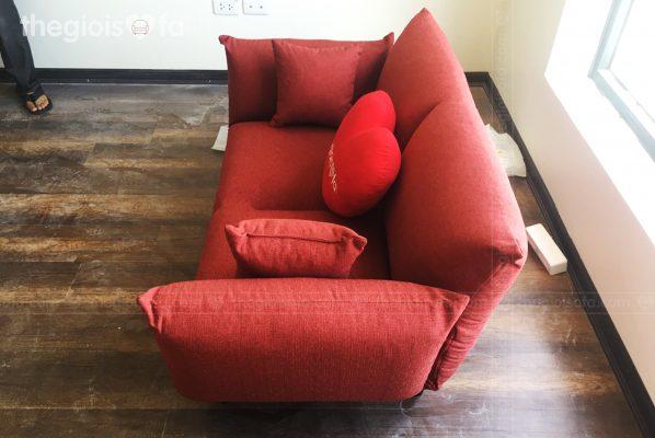 Giao hàng sofa giường Nhật Bản đa năng Atease Baguette cho cô Thúy tại An Bình City – Mua sofa tại Quận Bắc Từ Liêm